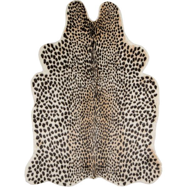 Acadia Cheetah Rectangular: 5 Ft. 3 In. x 7 Ft. 10 In. Rug, image 1
