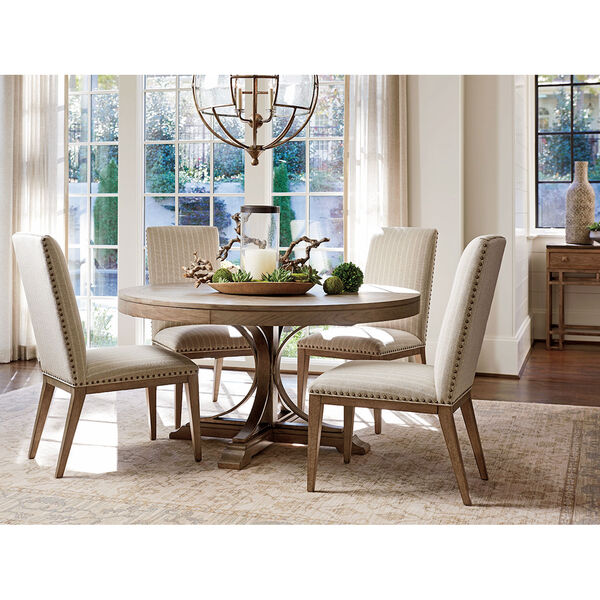 Cypress Point Brown Atwell Dining Table, image 2