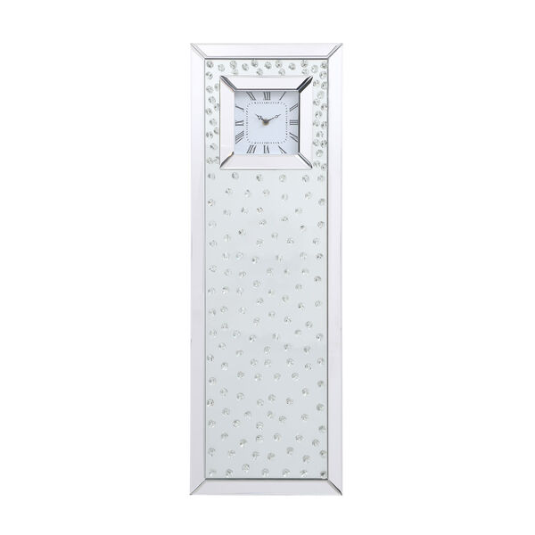 Sparkle Clear 35-Inch Wall Clock, image 1