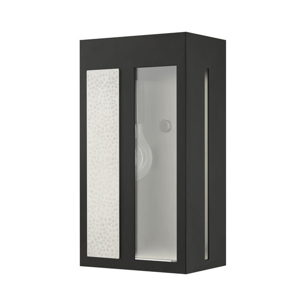 Lafayette Black Six-Inch One-Light Outdoor ADA Wall Sconce, image 2
