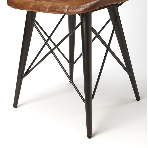 Brown 31-Inch Side Chairs, image 6