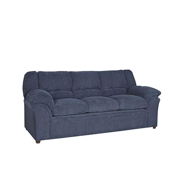 Big Ben Indigo Sofa, image 3