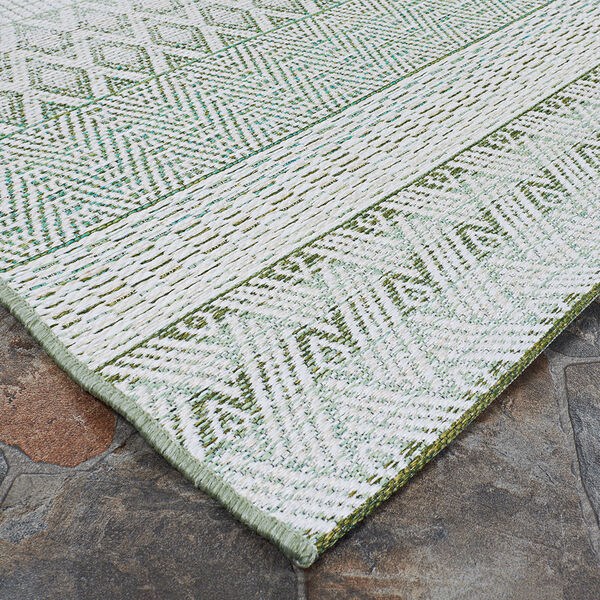 Cape Gables Palm Rectangular: 3 Ft. 11 In. x 5 Ft. 6 In. Indoor/Outdoor Rug, image 3