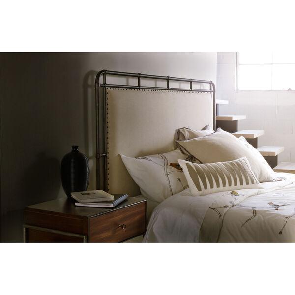 Studio 7H Slumber King Metal Upholstered Bed, image 3