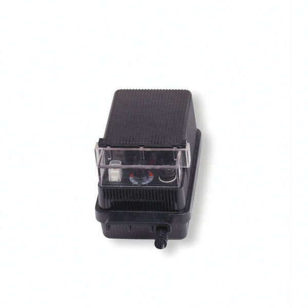 Black 60 Watt Landscape Transformer, image 1