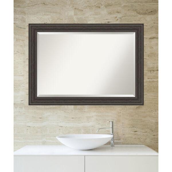 Shipwreck Gray 41W X 29H-Inch Bathroom Vanity Wall Mirror, image 5