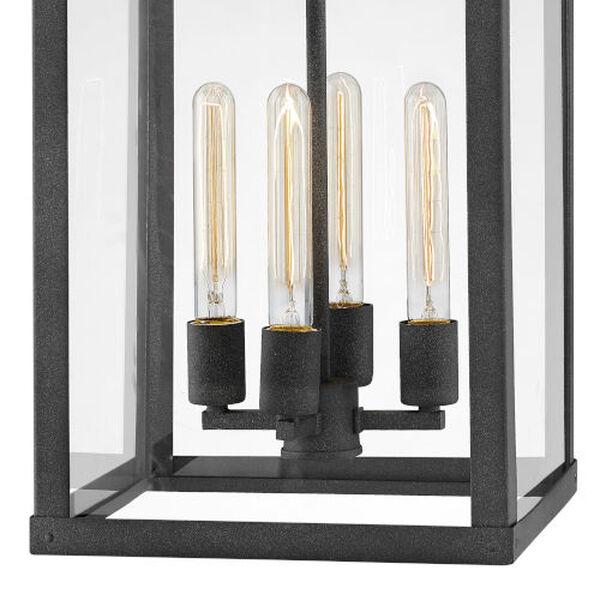 Porter Aged Zinc Four-Light Outdoorpendant, image 3