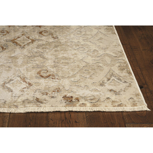 Westerly Illusions Sand Rectangular: 8 Ft. x 10 Ft. Area Rug, image 2