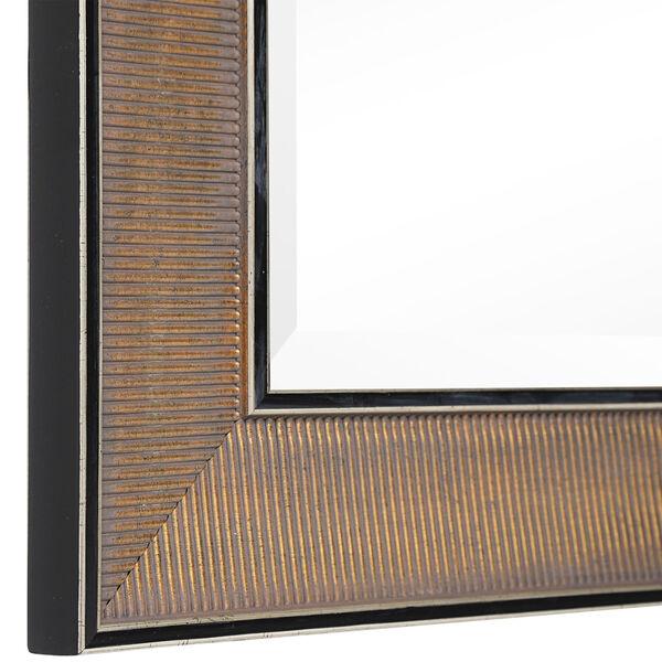 Valles Golden Rust Mirror, image 5