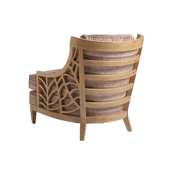 Los Altos Brown and Beige Marion Chair, image 3