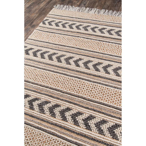 Esme Charcoal Rectangular: 3 Ft. 9 In. x 5 Ft. 9 In. Rug, image 3