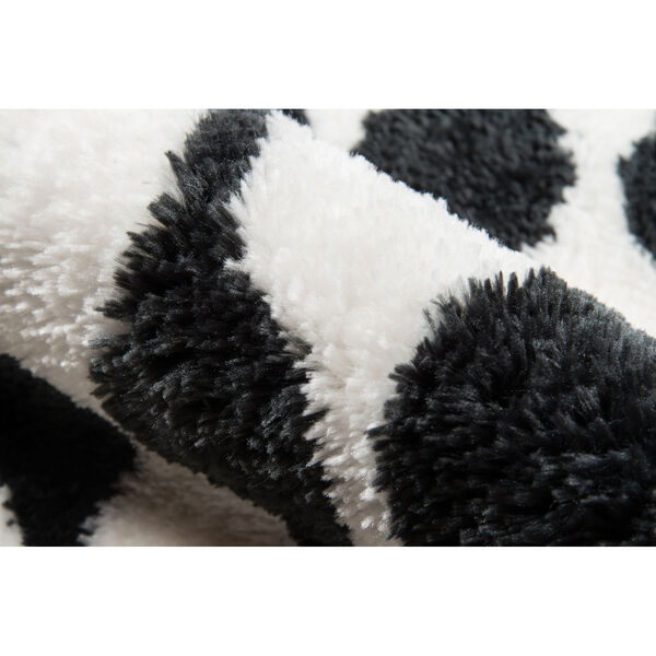 Retro Black  Rug, image 5