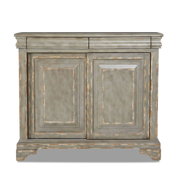 Billings Gray 40-Inch Accent Chest, image 1
