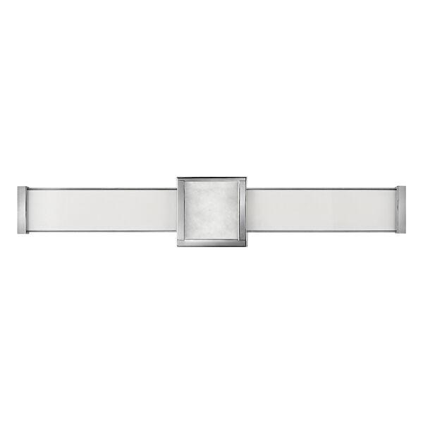 Pietra Chrome 25-Inch Led Ada Bath Bar, image 1