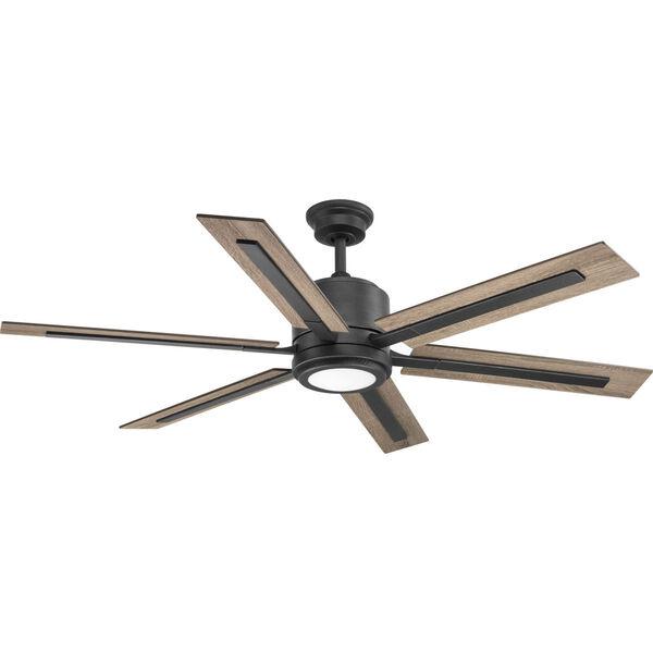 P2586-7130K: Glandon Gilded Iron 60-Inch LED Ceiling Fan, image 1