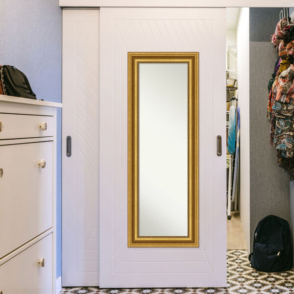 Parlor Gold 20W X 54H-Inch Full Length Mirror, image 3