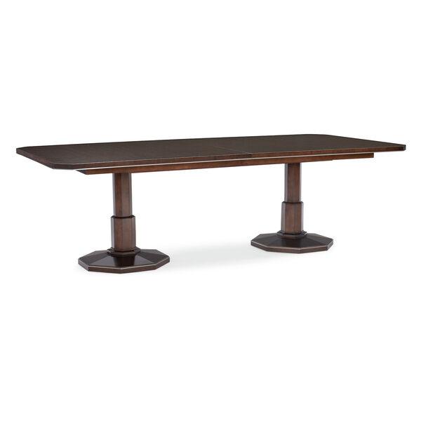 Caracole Classic Mocha Walnut Cult Classic Table, image 2