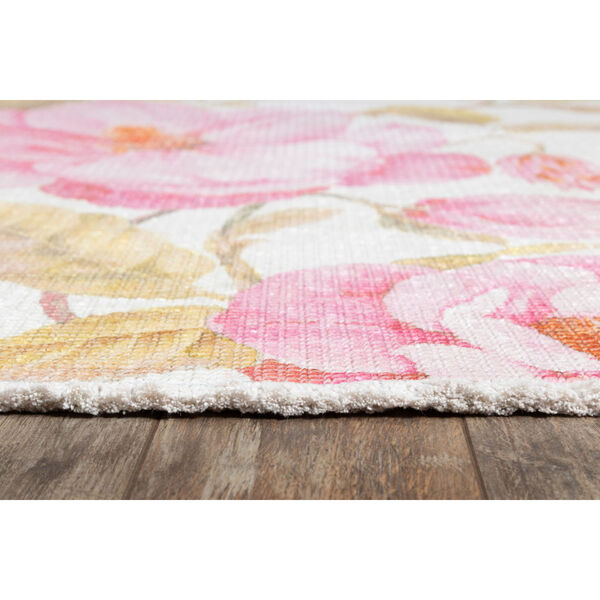 Helena Floral Multicolor Runner: 2 Ft. 6 In. x 8 Ft., image 4