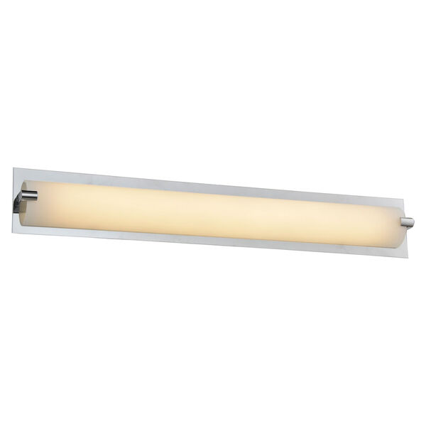 Cermack St. Polished Chrome 38-Inch LED Bath Bar, image 1