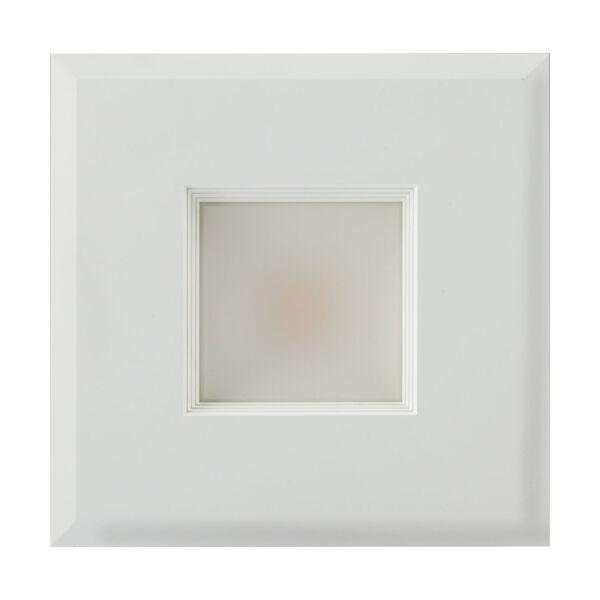ColorQuick White 7-Inch LED Square Downlight Retrofit, image 5
