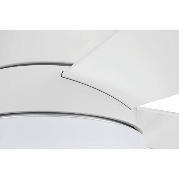 Revello White 52-Inch LED Ceiling Fan, image 5