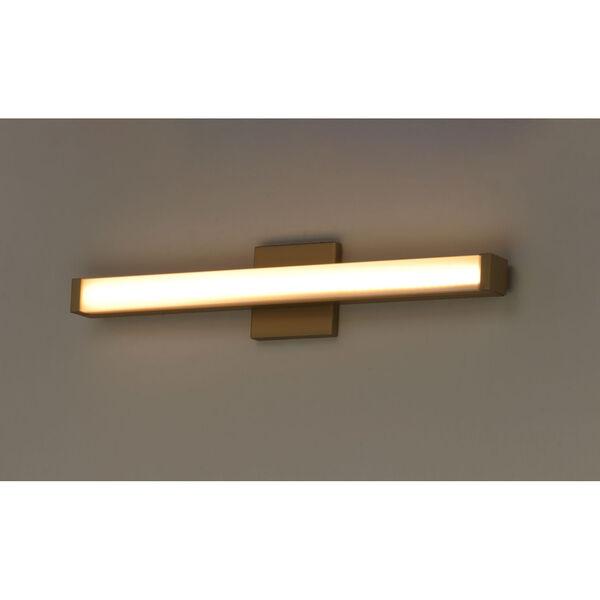 Gold 36-Inch LED ADA Bath Bar Title 24, image 4
