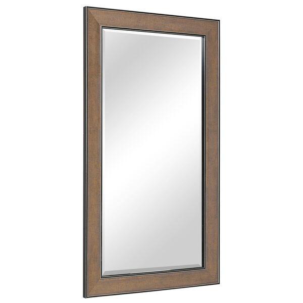 Valles Golden Rust Mirror, image 4