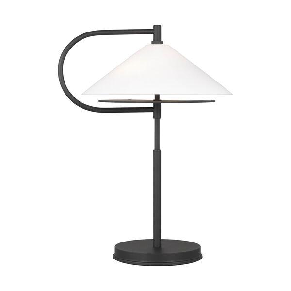 Gesture Midnight Black Table Lamp, image 1