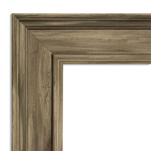 Alexandria Graywash 30-Inch Floor Mirror, image 3