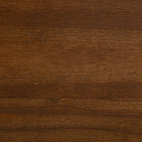 Walnut King Platform Bed, image 5