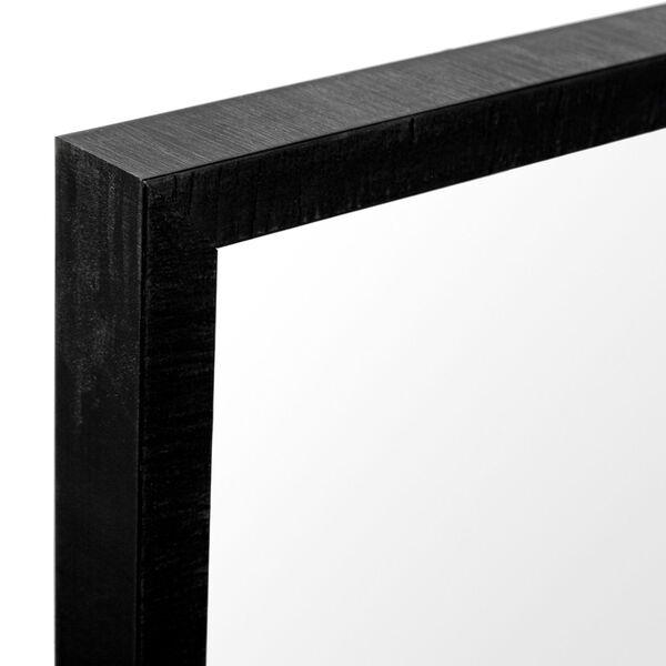 Black 32-Inch Wall Mirror, image 5