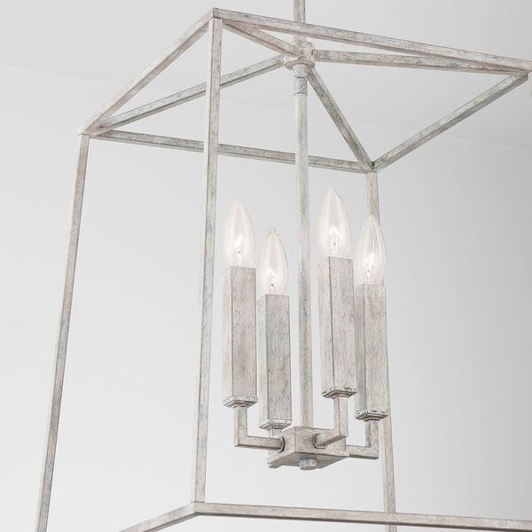 Thea Mystic Sand 71-Inch Four-Light Foyer Pendant, image 5