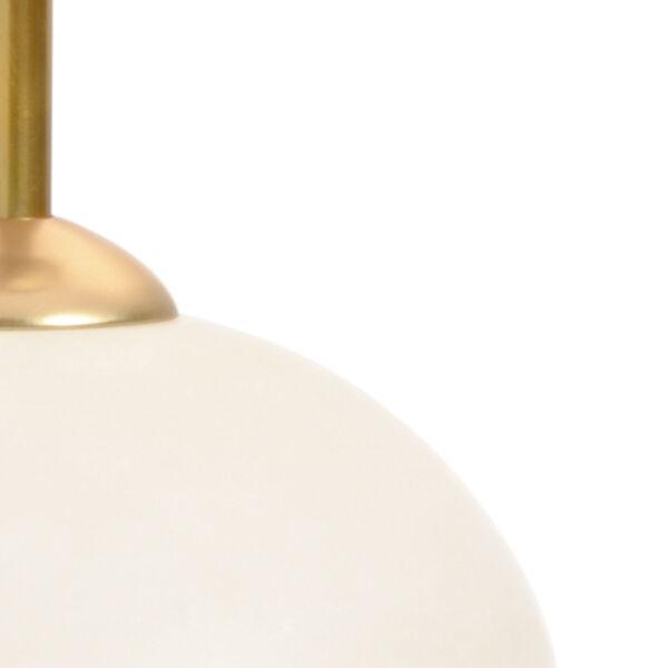 Eathon Natural White Table Lamp, image 4