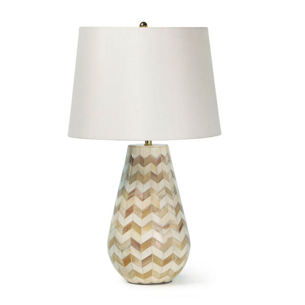 Cassia Natural One-Light Table Lamp, image 1