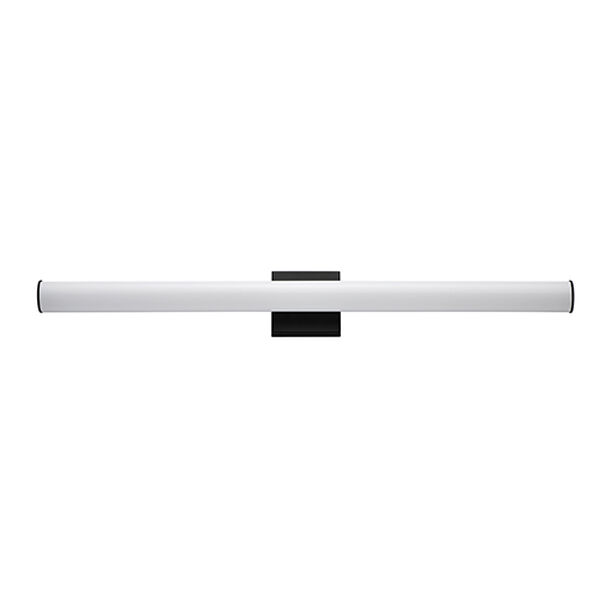 Rail Black Integrated LED ADA Wall Sconce, image 1
