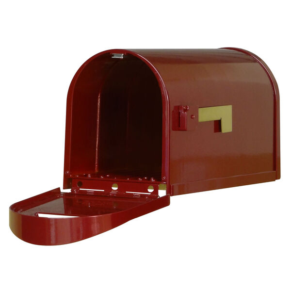 Dylan Wine Curbside Mailbox, image 3