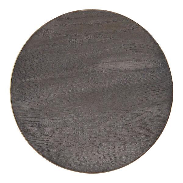 Gray Upturned Goblet Side Table, image 3