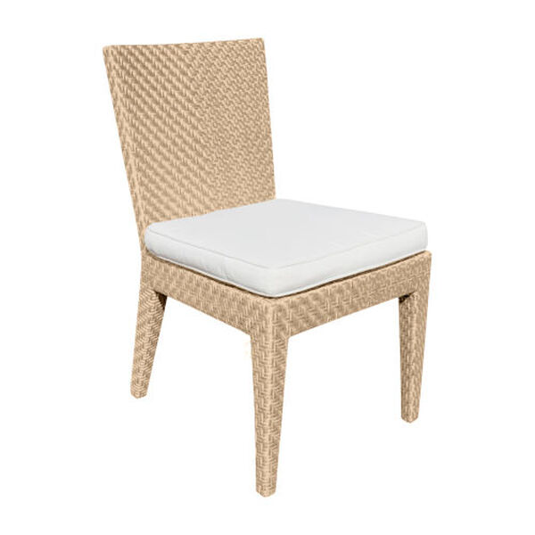 Austin Outdoor Dining Side Chair, Set of Two, image 1