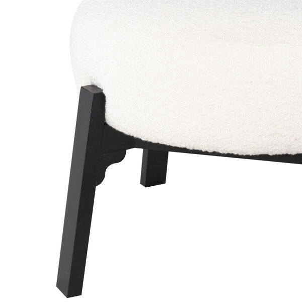 Adelaide Buttermilk and Black Dining Chair, image 5