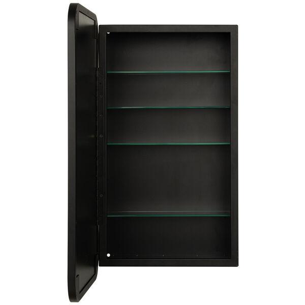 Hadley Black Medicine Cabinet, image 5