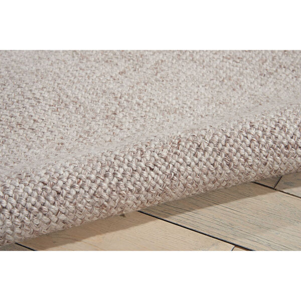 Tobiano Roan Mica Rectangular: 7 Ft. 9 In. x 9 Ft. 9 In. Rug, image 4