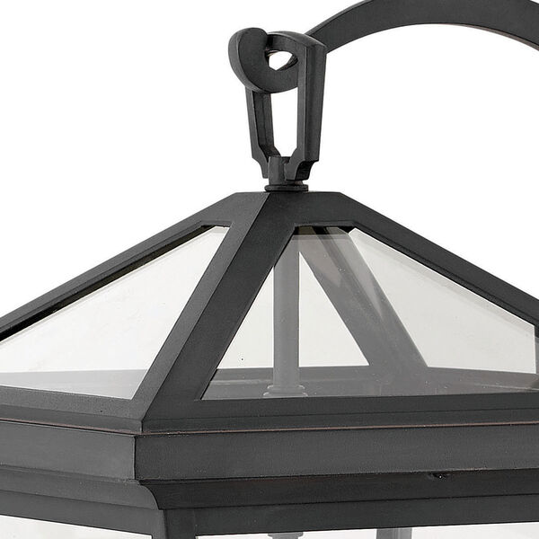 Alford Place Museum Black Two-Light Outdoor Medium Wall Mount, image 3