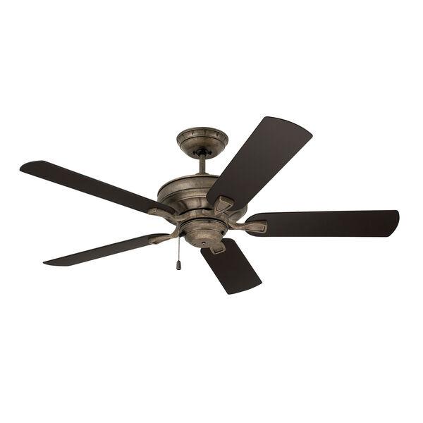 Veranda Vintage Steel 52-Inch Ceiling Fan, image 1