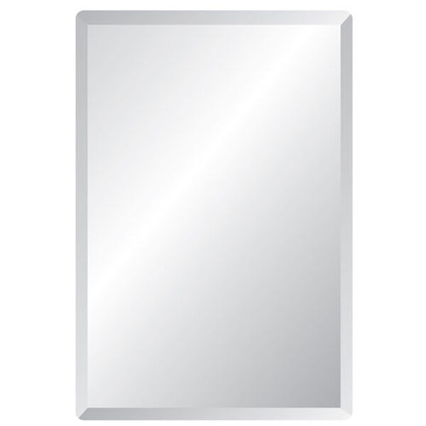 Afton Mirror 30 x 40 Rectangular Beveled Edge Mirror, image 1