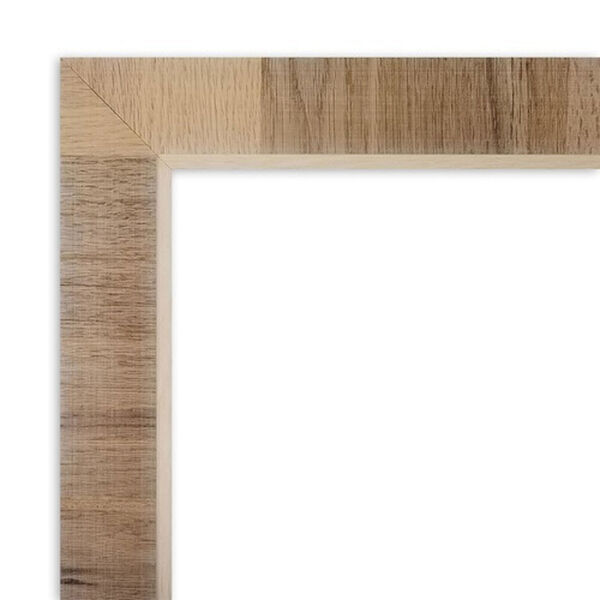 Brown 18-Inch Full Length Mirror, image 3