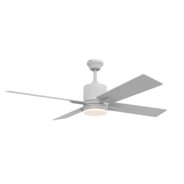 Teana White Led 52-Inch Ceiling Fan, image 1