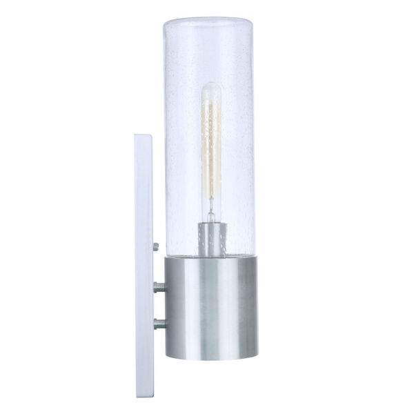 Sabre Satin Aluminum 17-Inch One-Light Outdoor Wall Sconce, image 5