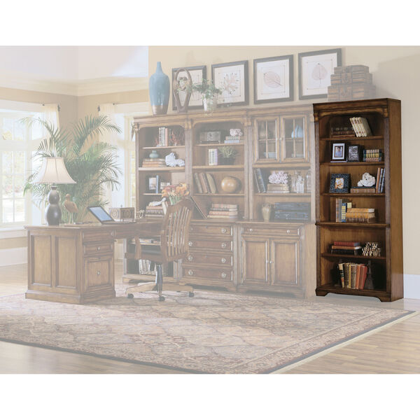 Brookhaven Tall Bookcase, image 4