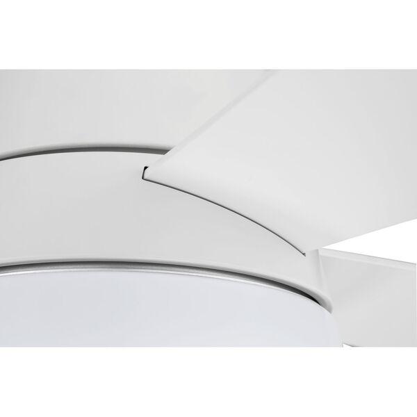Revello White 52-Inch LED Ceiling Fan, image 2
