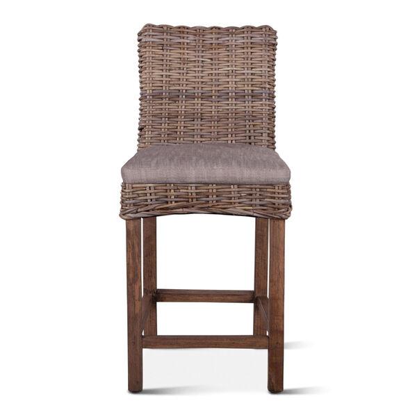 Bali Brown Counter Chair, image 1